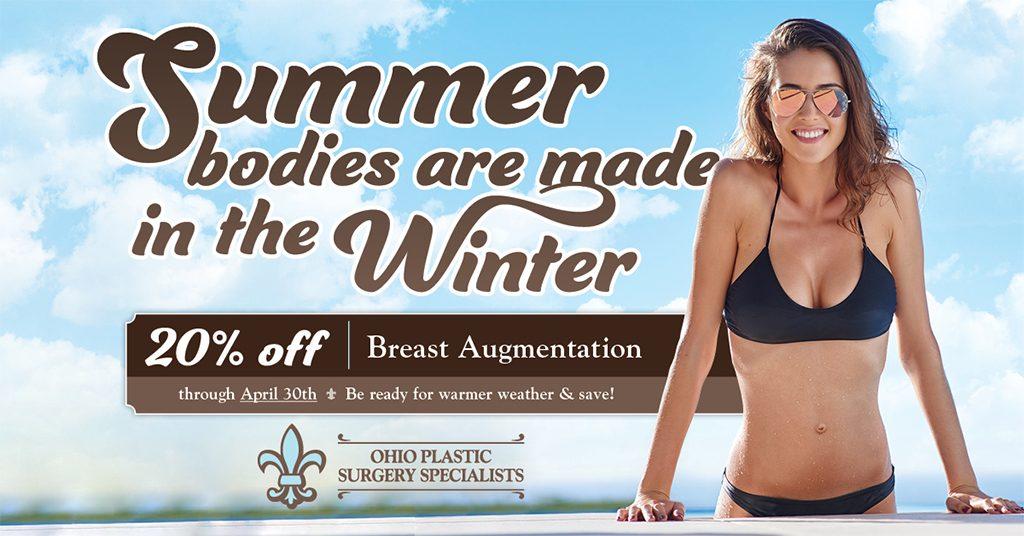 Breast Augmentation Deal Columbus Ohio