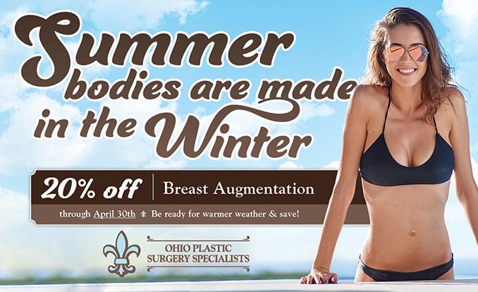 Breast Augmentation Columbus Ohio Plastic Surgery